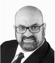 Stéphane Bonin, Real Estate Broker