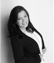Christina Skaltsas, Courtier immobilier