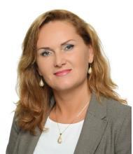 Oxana Tokareva, Courtier immobilier