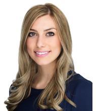 Amanda Ferri, Courtier immobilier agréé