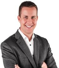 Sébastien Cloutier, Residential Real Estate Broker
