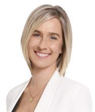 Ingrid Drouin, Courtier immobilier