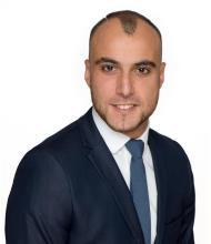 Ghazal Chentoufi, Courtier immobilier résidentiel