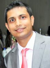 Sanjoy Das, Courtier immobilier