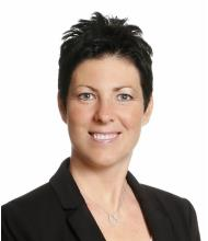 Nathalie Paquet, Courtier immobilier