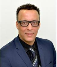 Amine Hanafi, Courtier immobilier