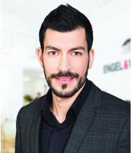 Nicolas Hovsepyan, Residential Real Estate Broker