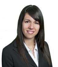Mélissa Guertin, Courtier immobilier