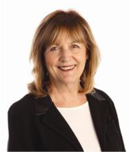Ginette Bouffard, Courtier immobilier