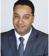 Hussein Omar, Real Estate Broker