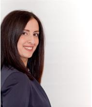 Cristina Ballerini, Courtier immobilier