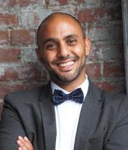 Nagib Choucair, Courtier immobilier