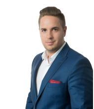Nicolas Boudreau, Residential Real Estate Broker