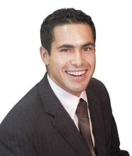 Mohamed Ali Achour, Courtier immobilier agréé
