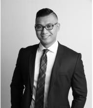 Derek Palma, Residential Real Estate Broker