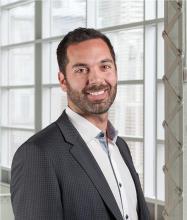 Jonathan Dazé, Courtier immobilier