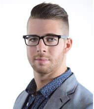Mathieu Fredette, Residential Real Estate Broker