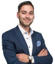 Félix Ménard, Courtier immobilier résidentiel