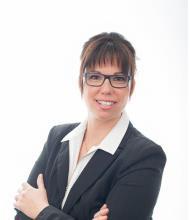 Sophie Spénard, Courtier immobilier résidentiel