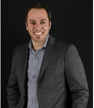 Andrew Moubarak, Courtier immobilier