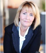 Guylaine Forbes, Courtier immobilier