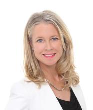 Nancy Aubry, Courtier immobilier