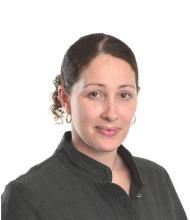 Anne Gaboriault, Courtier immobilier