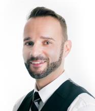 Dominic Petrin, Residential Real Estate Broker