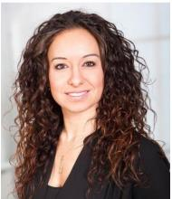 Sophie Langlois, Courtier immobilier