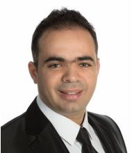 Nadjib Salemkour, Residential Real Estate Broker