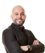 Joël Groleau, Real Estate Broker