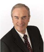 Claude Morand, Courtier immobilier