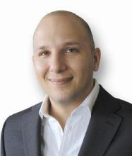 David Chirinian, Courtier immobilier
