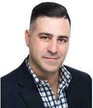 Frank Merenda, Courtier immobilier