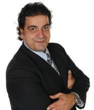 Nick Basdravalas, Real Estate Broker