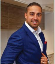 Davide Ferrara, Real Estate Broker