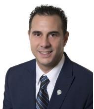 Antonio Paventi, Courtier immobilier
