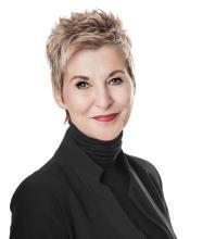 Linda Bérubé, Courtier immobilier