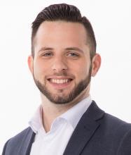 Eric Vézina, Courtier immobilier
