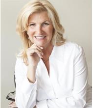 Suzanne Huet, Courtier immobilier