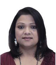 Mousumi Shome, Real Estate Broker