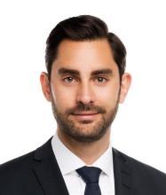 Mathieu Vicent, Real Estate Broker
