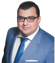 Yassine Chentoufi, Residential Real Estate Broker