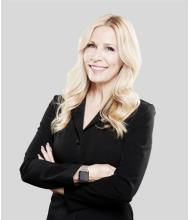 Diane Lorrain, Courtier immobilier