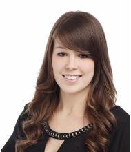 Alexandra Audet, Residential Real Estate Broker
