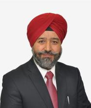 Sarbjit Singh Kenth, Real Estate Broker