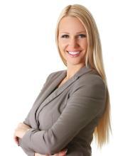 Sabrina Asselin, Courtier immobilier