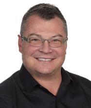 Christian Giroux, Courtier immobilier