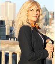 Jilla Afshar, Courtier immobilier