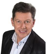 Régis Laborne, Courtier immobilier